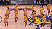 Горещи танци и много страст от мажоретките на Голдън Стейт