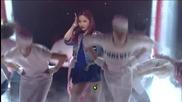 Kim Sori - Dual Life @inkigayo [6/1/2013]