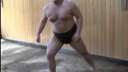 Japan: Meet Anatoli-San, Russia's home-grown SUMO wrestler