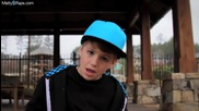 Justin Bieber - I Would - Mattybraps cover