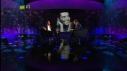 Piers Morgan with Simon Cowell - Uncut 3/7