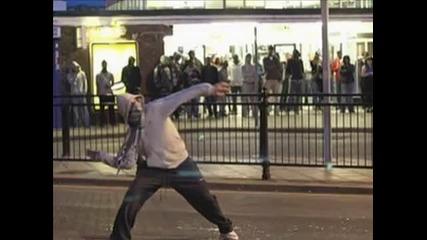 Лондон в пламъци!! - 8/9 август 2011г