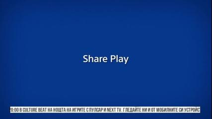 NEXTTV 009: Ревю: Share Play със Слави