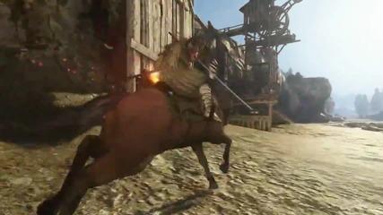 Black Desert Online Trailer