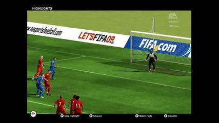 Levski Vs Cska Fifa 2009