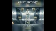 Happy Birthday Messi!