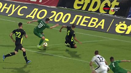 Лудогорец - Витоша 2-0 репортаж