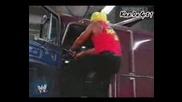 Hulk Hogan Чупи Мотора На Undertaker