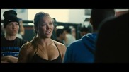 Dating Ronda Rousey Is A Painful Experience in 'Entourage'