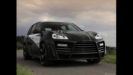 Mansory - Porsche Cayenne