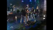 Lady Gaga - Just Dance (tonight Show Jay Leno)