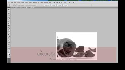 Galaxy Dev - Урок 4. Удивителен ефект с черно/бяла снимка.