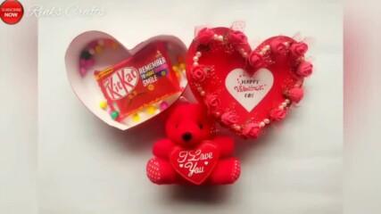 Свежи идеи за подарък за любимия човек за Свети Валентин