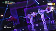 124.0422-2 Nct U - The 7th Sense, Music Bank E833 (220416)