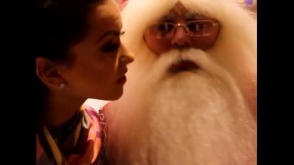 Инна и Дядо Коледа ;p
