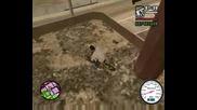 Gta San Andreas some skills
