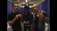 Simple Plan vlog-първи ден от турнето в Канада
