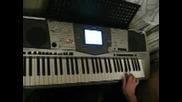 Клавир Yamaha A1000 Oriental