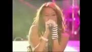 Miley Cyrus girls Night Out (g.n.o) Performance.wmv