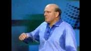 Директорът На Майкрософт - Без Думи!!!!!!