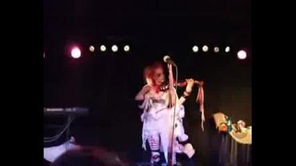 Emilie Autumn - Face The Wall Live