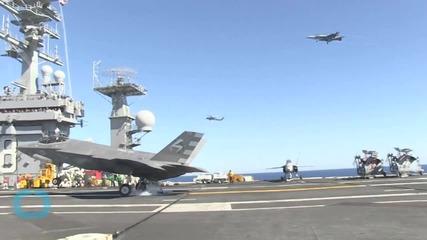 U.S. Marines Nearing F-35B Combat Readiness Declaration
