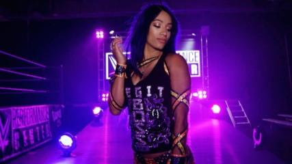 Sasha Banks practices her new entrance: WWE Chronicle Extra