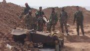 Syria: Syrian army makes advances against IS in Deir ez-Zor