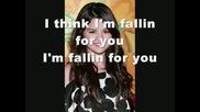 Selena Gomez - Headfirst + lyrics on screen + Бг превод