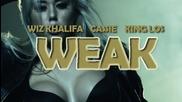 2®13 » Wiz Khalifa - Weak (ft. Cassie and King Los)