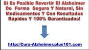 Tratamiento Natural Para El Alzheimer