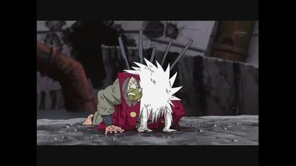 Naruto Shippuuden soundtrack - Jiraiya's death