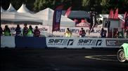 Така го правят професионалистите - Tandem Of Die Formula Drift
