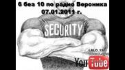 6 без 10 по радио Вероника 21.01.2011 г. 2 Част