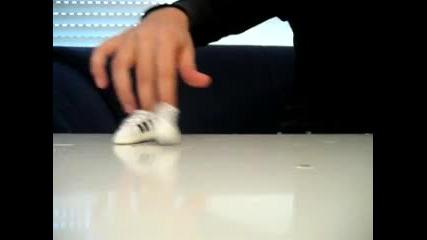брейк танц с пръсти