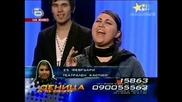Music Idol - Цялостното Представяне На ДЕНИЦА! 02.06.2008