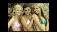 H2o-Just Add Water-Cariba Heine, Claire Holt & Phoebe Tonkin