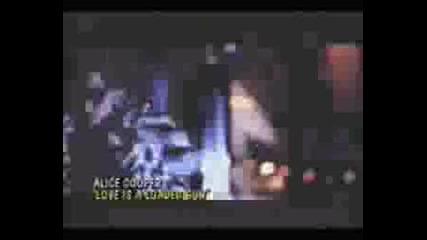 Alice Cooper - Love Is A Loaded Gun