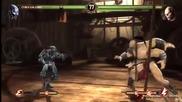 Mortal Kombat 9 Chapter 14 Cyber Sub-zero