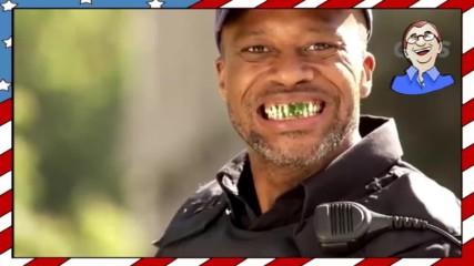 Ненормална шега с полицай - Много смях