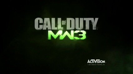 Call of Duty Modern Warfare 3 - Teaser Trailer for England