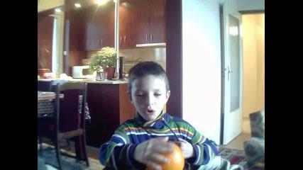 най - големият портокал
