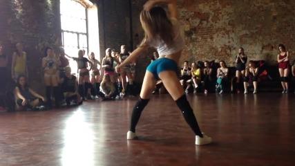 Booty Dance - Екатерина Шошина