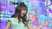 130214 Two X - Ring Ma Bell @ Mcountdown