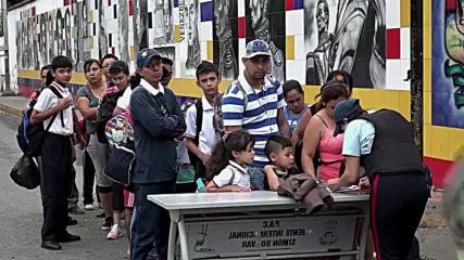 Colombia/Venezuela: Humanitarian corridor opens to allow students to return to school