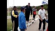 Награждаване Държавен турнир по ловна стрелба стрелкови комплекс Диана - Хасково
