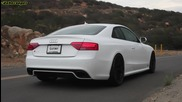 Tag Audi Rs5 Awe Tuning exhaust