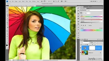 Photoshop Top 40, Feature #28 - Hue-saturation