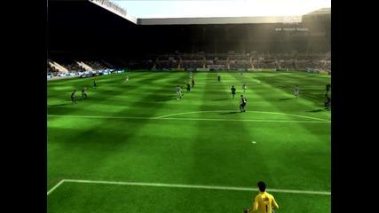 My Fifa 09 Goals