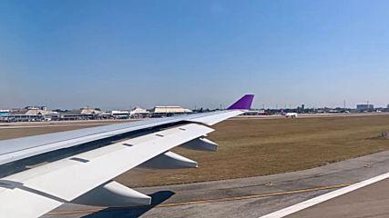 По летища и самолети за 13 полета от Варна до Виетнам, Кампучия и Тайланд, и обратно, 18.01-14.02.19